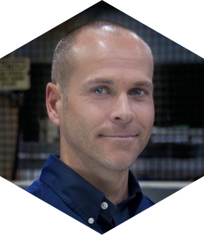 The entire Arrow Packaging Solutions team is ready to help including Jeremy Herring our Director of Sales.