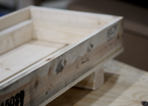 Arrow Packaging Solutions experts can design and build wooden crates necessary for your business shipping needs.