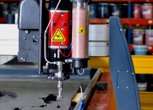 Water Jet cutting solutions can help create customized products from Arrow Packaging Solutions in Indiana.